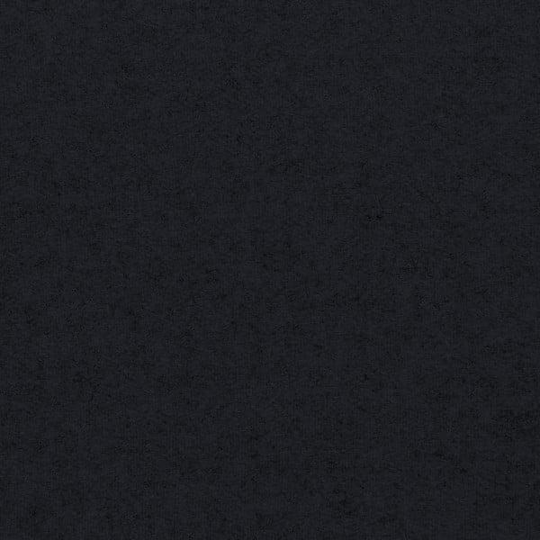 Černá pohovka pro tři Vivonita Cloud