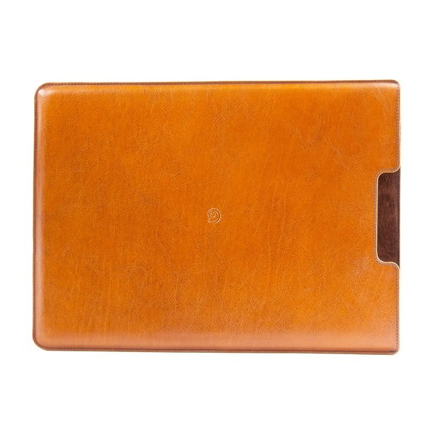 """Danny P. kožený obal na MacBook Air 13"""" Cognac"""