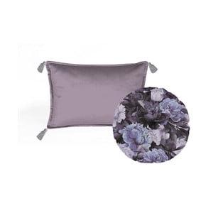 Sada 2 dekorativních polštářů Velvet AtelierViolettino, 45 x 45 cm