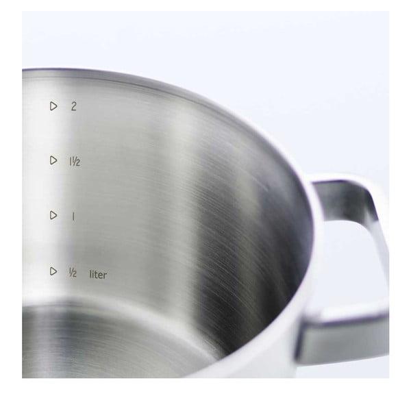 5dílná sada nerezového nádobí BK Conical Glass