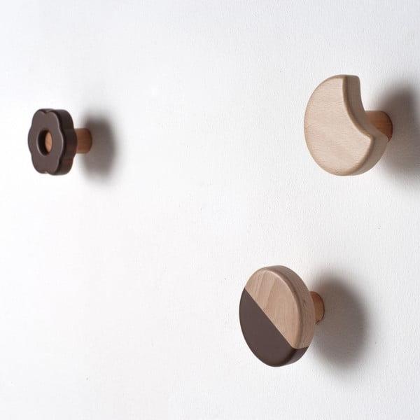 Frolle Chocolate, sada 3 háčků
