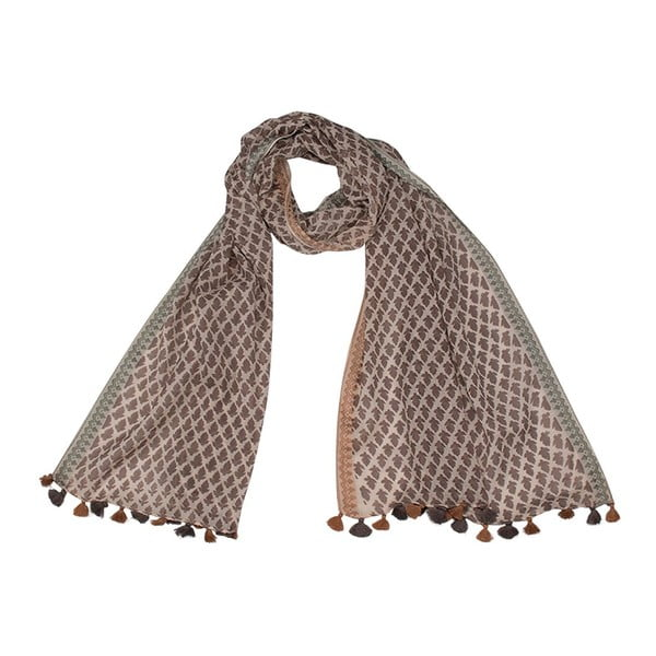 Šátek Svenja Grey