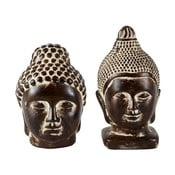 Sada 2 sošek KJ Collection Buddha Mind
