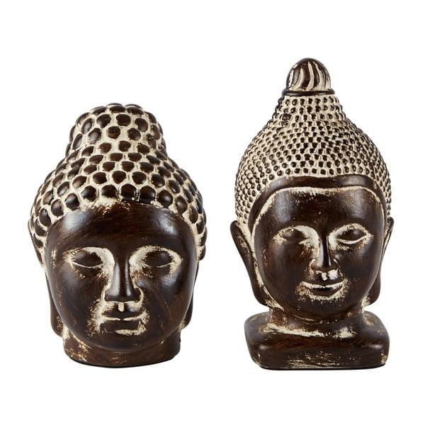 Sada 2 sošek KJ Collection Buddha Mind