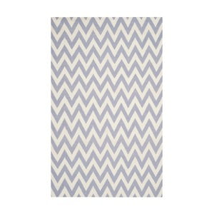 Vlněný ručně tkaný koberec Safavieh Nelli, 121x182cm