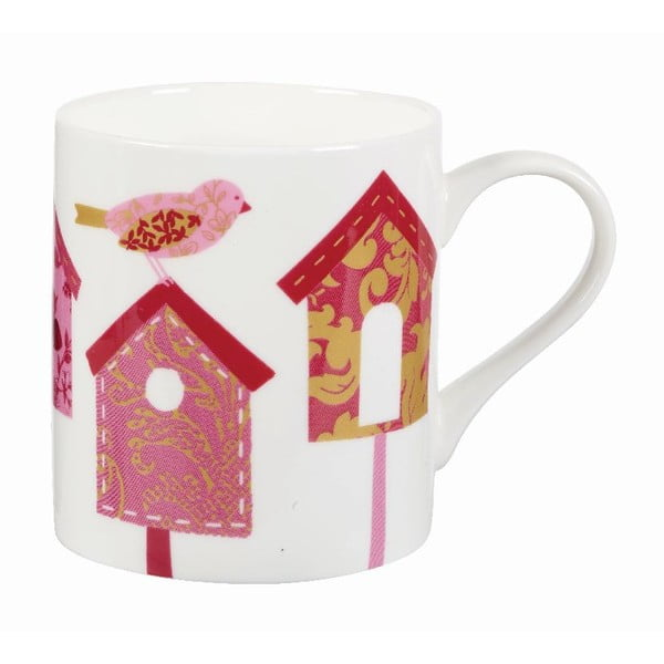 Sada 2 ks hrnků Bird House, 340 ml