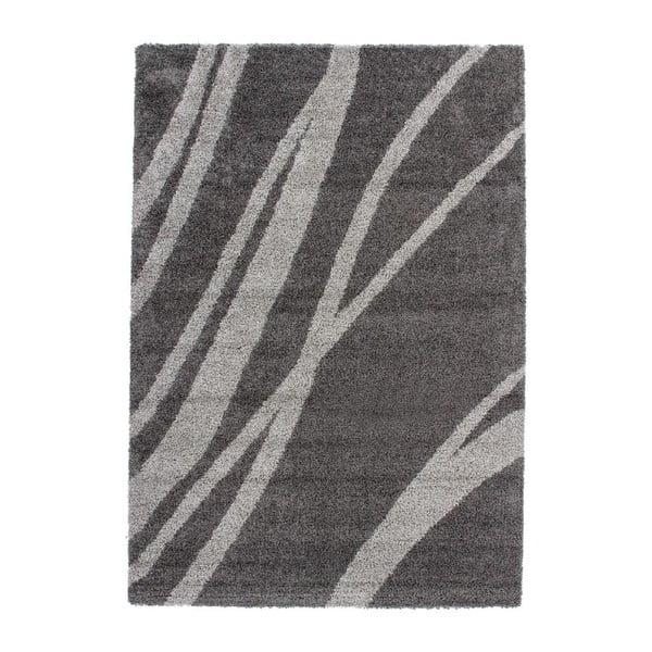 Koberec Moonwalk 4242 Silver, 170x120 cm