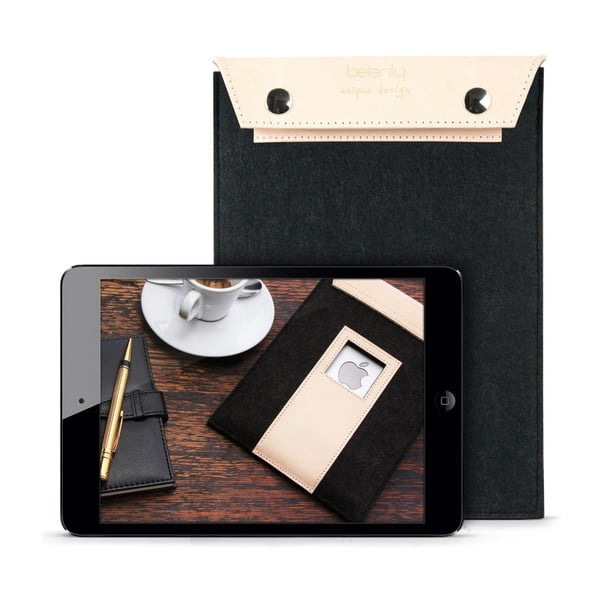 Pouzdro na iPad Mini Cream