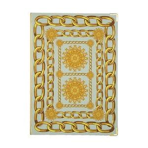Zápisník A5 GO Stationery Baroque Chaines