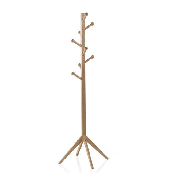 Vešiak na kabáty z brezového dreva Geese Pure