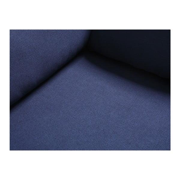 Modrá  třímístná pohovka Custom Form Ambient