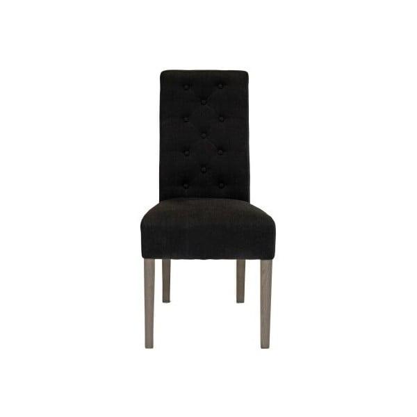 1 židle Twitter Black