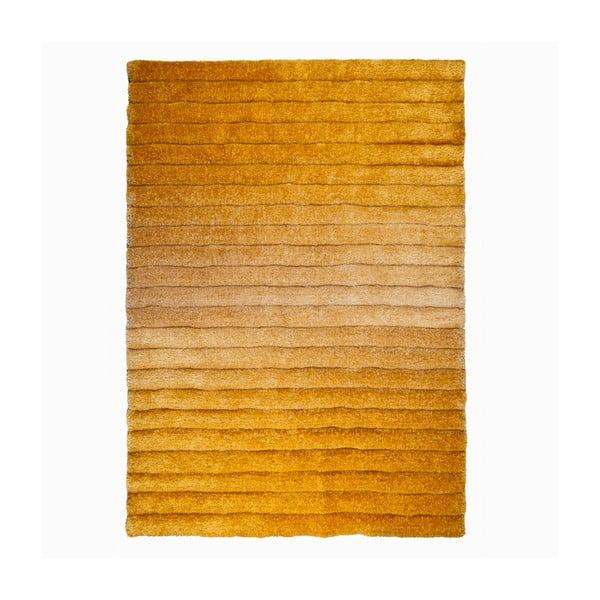 Oranžový koberec Flair Rugs Ombre Ochre, 120 x 170 cm