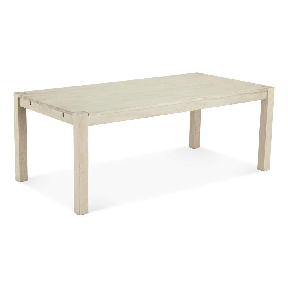 Jídelní stůl z dubového dřeva Furnhouse Texas, 200 x 100 cm