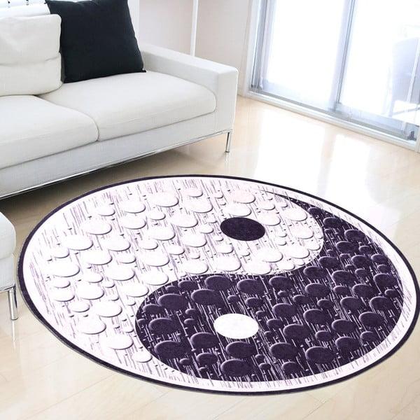 Rossano szőnyeg, ⌀ 80 cm - Vitaus