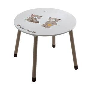 Dětský bílý stůl 13Casa Teddy