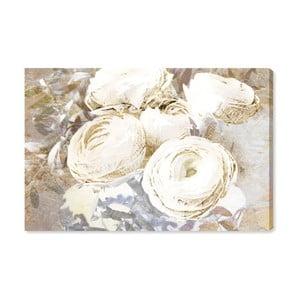Obraz Oliver Gal Serving Ranunculus, 60x40cm