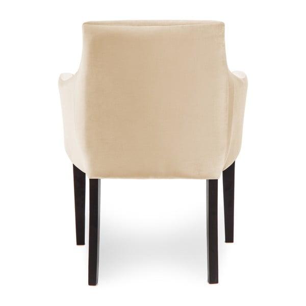 Sada 2 béžových židlí Vivonita Reese