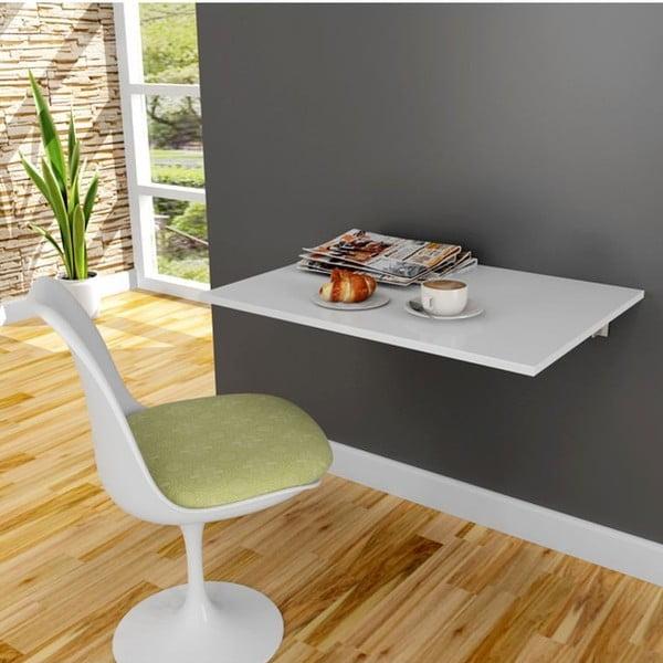Stůl na stěnu Krizantem White