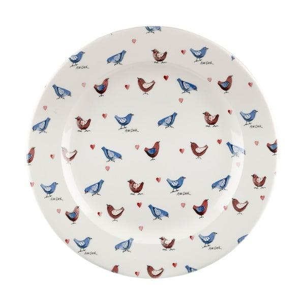 Talíř Lovebirds, 31 cm