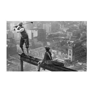 Fotoobraz Workers, 81x51 cm