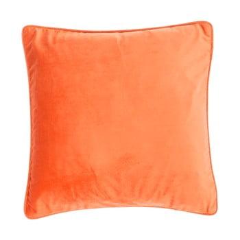 Pernă Tiseco Home Studio Velvety, 45x45cm, portocaliu imagine