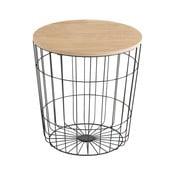 Odkládací stolek Actona Lotus Darko,ø 39 cm