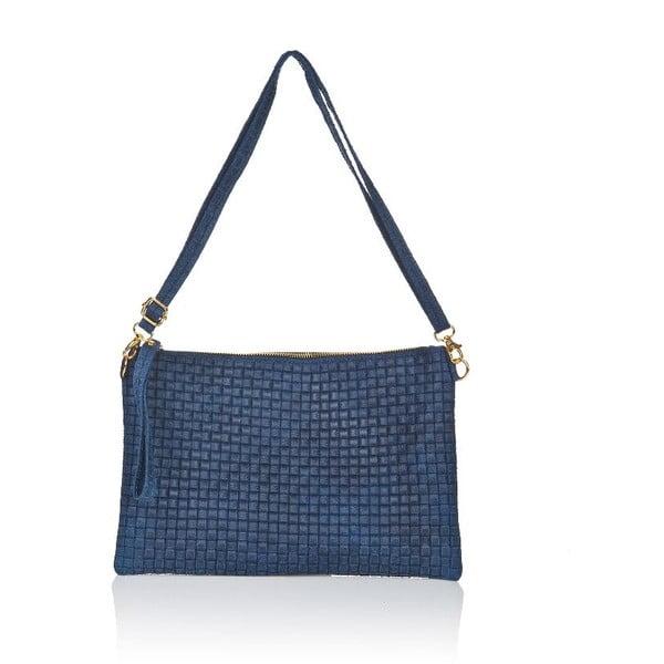Markese Tryphena kék bőrtáska- Grey Labelz