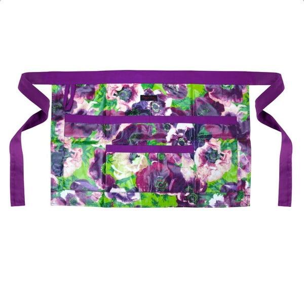 Zahradní zástěra Chrissy Purple