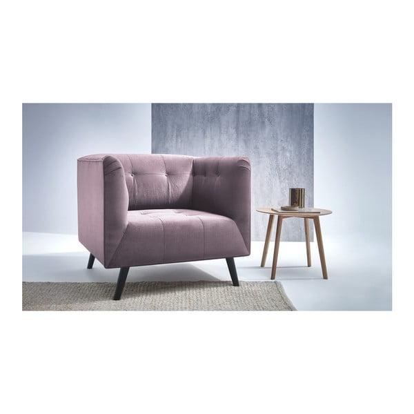 Paris rózsaszín fotel - Bobochic Paris