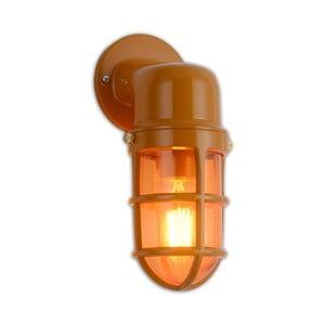 Oranžové nástěnné svítidlo Miloo Home Factory