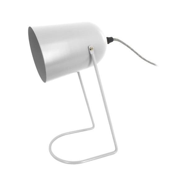 Biała lampa stołowa Leitmotiv Enchant