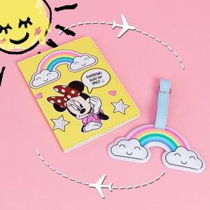Cestovní set Disney Minnie Mouse Rainbow