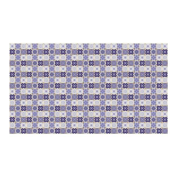 Vinylový koberec Geela Purple, 52x100 cm