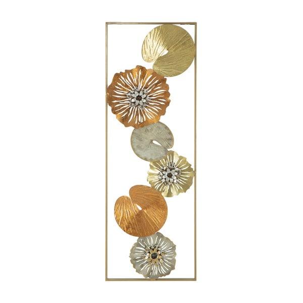 Nástěnná dekorace ze železa Mauro Ferretti Lotus
