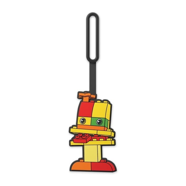 Menovka na kufor LEGO® príbeh 2 Duplo