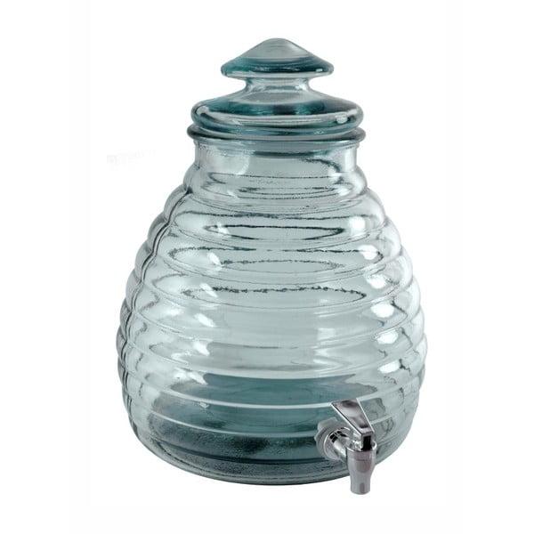 Nádoba na limonádu z recyklovaného skla Ego Dekor, 11l