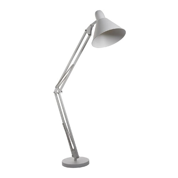 Stojací lampa Hobby White