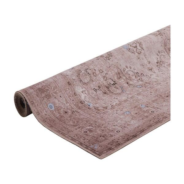 Koberec odolný proti skvrnám Webtappeti Keshan Cream, 120x180cm