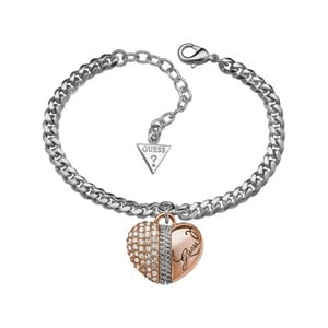 Náramek Guess Duo Heart