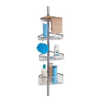 Raft telescopic de colț pentru baie iDesign York