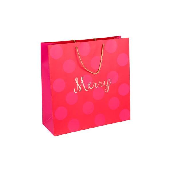 Sada 3 ks dárkových tašek Merry Bright Nice