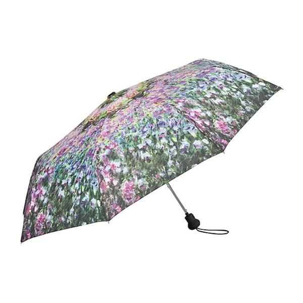 Skládací deštník Von Lilienfeld The Garden, ø 90 cm