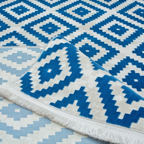 Koberec Munico Azul, 150 x 230 cm