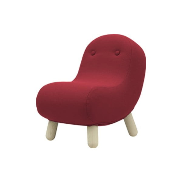 Bob Vision Red piros fotel - Softline