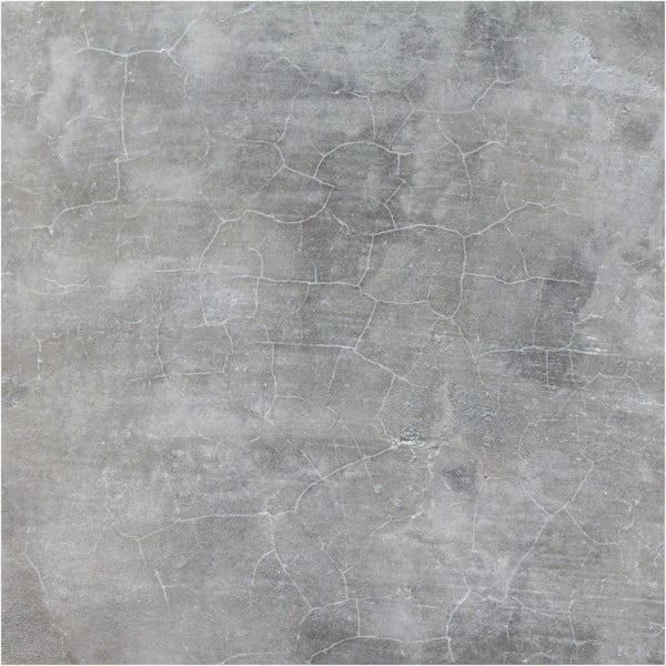 Autocolant de podea Ambiance Waxed Concrete, 60 x 60 cm