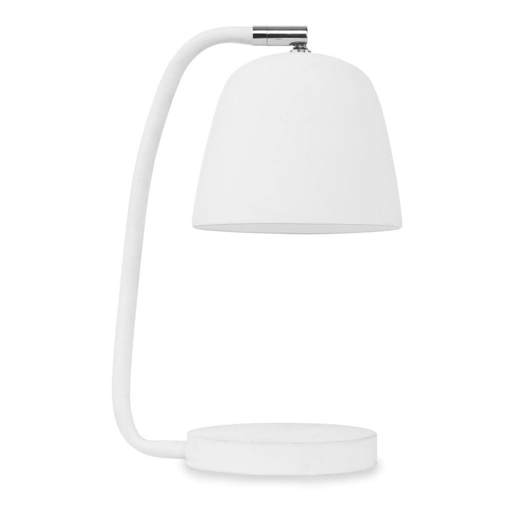 Bílá stolní lampa Citylights Newport