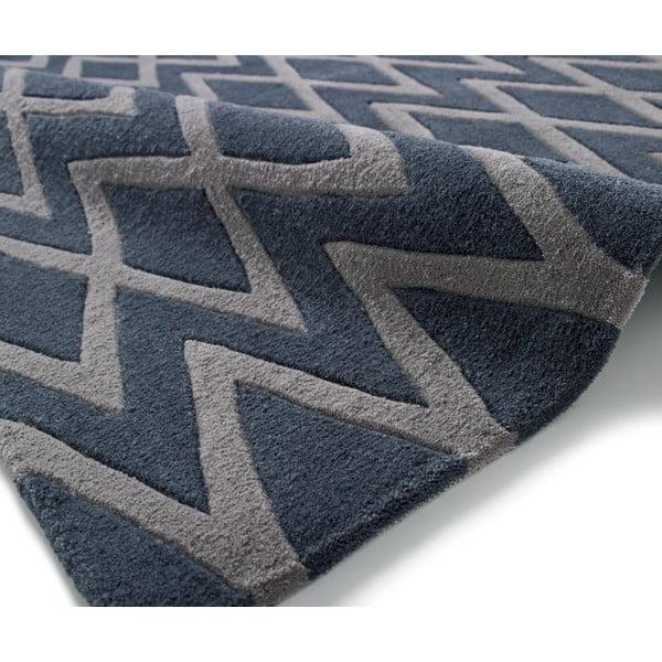 Koberec Steel Grey, 150x230 cm