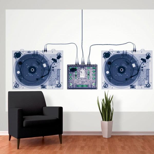 Velkoformátová tapeta X-ray, 158x232 cm