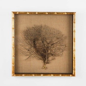 Tablou din lemn Thai Natura, 49 x 49 cm